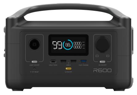 River 600