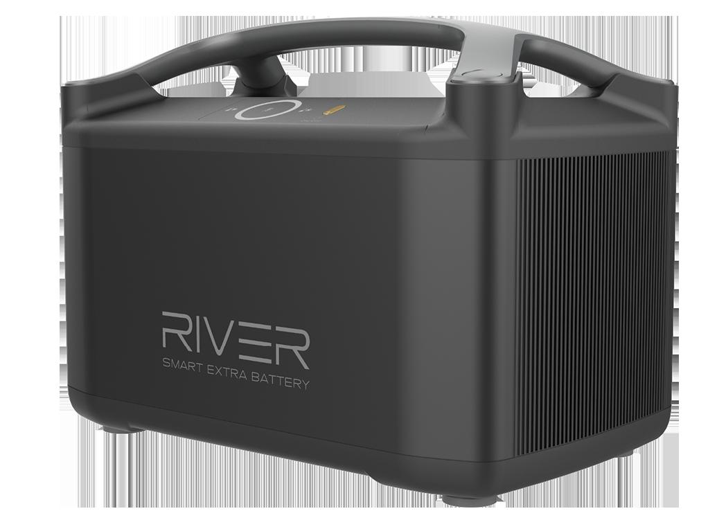 RIVER PRO battery